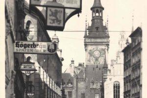AK - München Tal um 1920