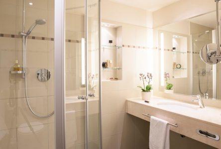 Doppelzimmer Badezimmer