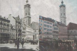 Hotel Schlicker Fassade vorher nachher