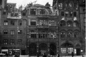 Hotel Schlicker nach dem 2. Weltkrieg