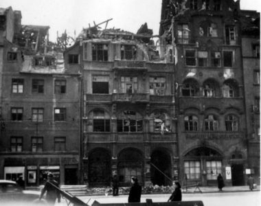 Hotel Schlicker um 1920