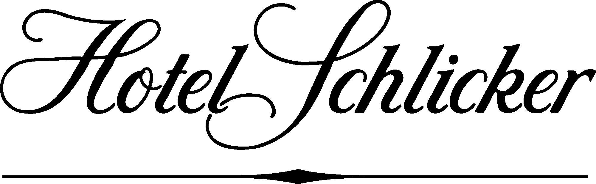 """Logo von Hotel Schlicker """"Zum goldenen Löwen"""" Karl Mayer OHG"""